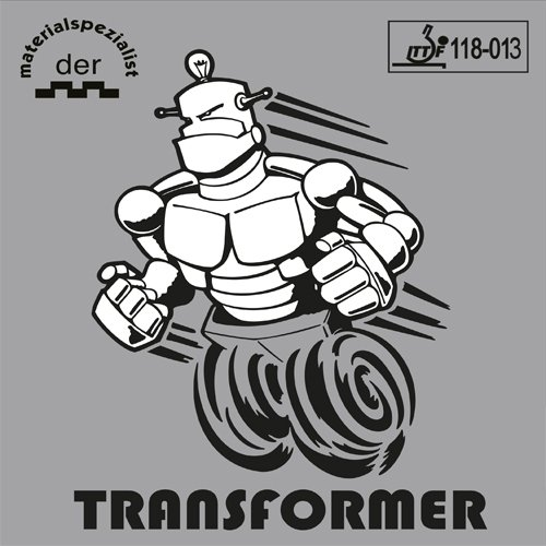 【新世代の卓球アンチラバー】トランスフォーマー