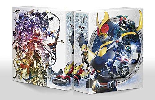仮面ライダーアギト Blu-ray BOX 【初回生産限定版】全3巻セット [マーケットプレイス Blu-rayセット]