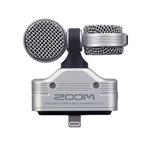 ZOOM MSステレオマイクロフォン iPhone / iPad 用 iQ7 B00M6HX12E 1枚目