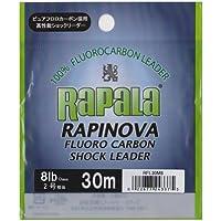 ラパラ(Rapala) ショックリーダー ラピノヴァ フロロカーボン 30m