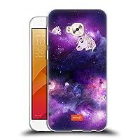 オフィシャル Emoji ギャラクシー ユニコーン ソフトジェルケース Zenfone 4 Selfie Pro ZD552KL