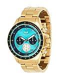 ベスタル Vestal Men's ZR2023 ZR-2 Analog Display Japanese Quartz Gold Watch [並行輸入品]
