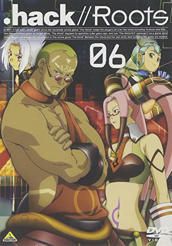 .hack//Roots 06 [DVD]