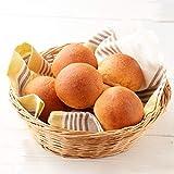 大豆パン 低糖質パン 糖質オフ96%(10個) 糖質制限 パン 低糖パン 低糖質食品 大豆粉 ロカボ ロールパン 【低糖工房】