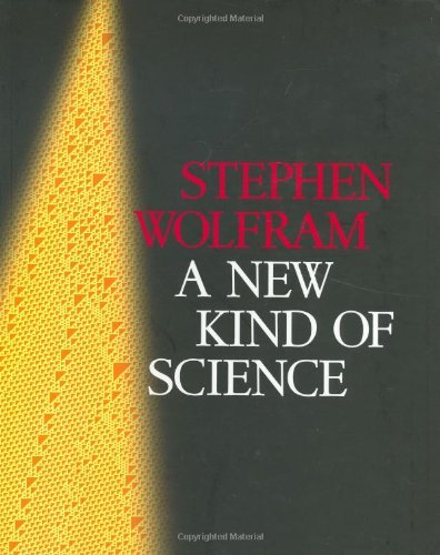 A New Kind of Science (ISBN:1579550088)