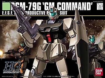 HGUC 1/144 RGM-79G ジム・コマンド (機動戦士ガンダム0080 ポケットの中の戦争)