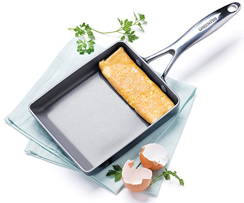 グリーンパン 卵焼き器 エッグパン IH対応 ヴェニスプロ CC000656-001