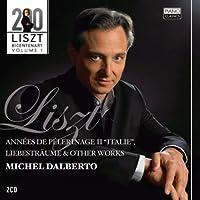 Piano Works-Annees De Pelerinage II-Italie Liebest