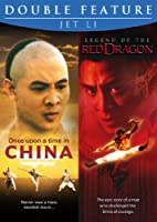Once Upon a Time in China/Legend of the Red Dragon [DVD] [Import]