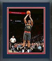Lamar Patterson Atlanta Hawks NBAアクション写真(サイズ: 26.5CM x 30.5CM )フレーム