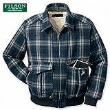 FILSON フィルソン Madrona Plaid Wool Bomber (XS)