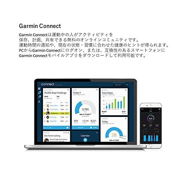 GARMIN(ガーミン) vivomoveHR...の紹介画像5