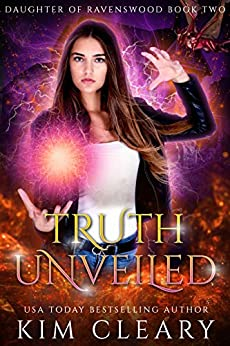 Truth Unveiled (Daughter of Ravenswood Book 2) by [Cleary, Kim]
