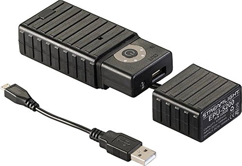 賞賛止まる瞑想するStreamlight 22600 EPU-5200 Portable USB Power Pack with Built-In Flashlight by Streamlight