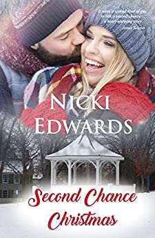 Second Chance Christmas by [Edwards, Nicki]