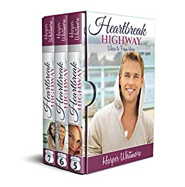 Heartbreak Highway Box Set Books 5-7: Where to From Here (Heartbreak Highway Box Sets Book 2) by [Whitmore, Harper]