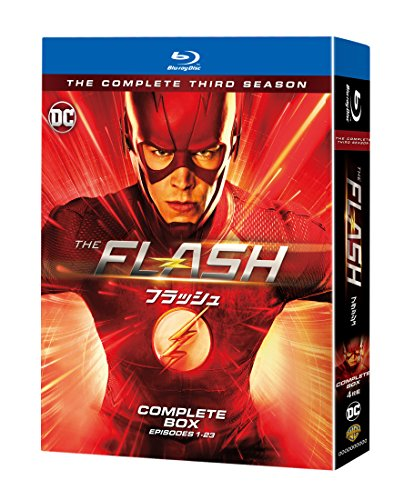 THE FLASH / フラッシュ <サード・シーズン>ブルーレイ  コンプリート・ボッ クス(4枚組) [Blu-ray]&#8221; border=&#8221;0&#8243; align=&#8221;LEFT&#8221; width=&#8221;250&#8243; style=&#8221;padding:10px;&#8221; ></a></span></p> <h3><a href=
