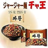 農心 ジャージャー麺「チャ王」 (134g) ★韓国食品市場★ 韓国食材/ 韓国食品/韓国麺類/ インスタントラーメン/ ジャジャン麺
