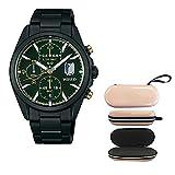 【セット】ベージュ1本用時計ケース付 [ワイアード]WIRED 腕時計 進撃の巨人限定 AGAT714 メンズ