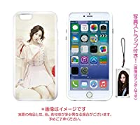 KARA カラ YOUNGJI ヨンジ Apple iPhone6 iPhone 6 専用 シリコンケース ジェリーケース 写真ストラップ付き