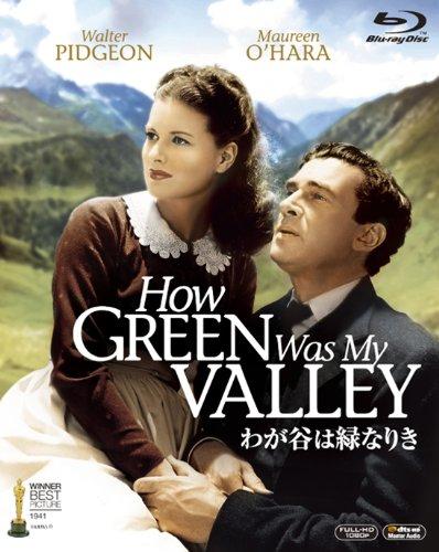 わが谷は緑なりき [Blu-ray]
