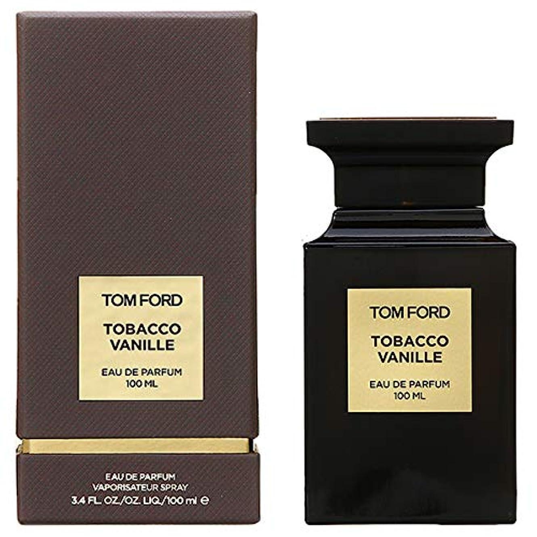 狐無意味タイピストトム フォード ビューティ TOM FORD BEAUTY タバコ?バニラ EDP スプレィ 100mL [並行輸入品]