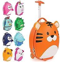boppi Tiny Trekker Kids Cabin Bag Vacation Luggage Cases