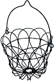 クレエ ハンギング ワイヤープランターバスケットS ブラック 91550001