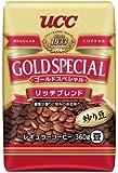 UCC 炒り豆 ゴールドスペシャル リッチブレンド AP 360g
