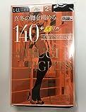 (アツギ)ATSUGI アツギタイツ 140デニール L~LL ブラック