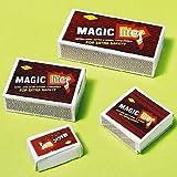 小さくなるマッチ箱 K5291
