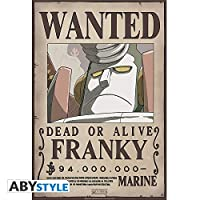 "ABYstyle - ONE PIECE - ""募集中のフランキーニュー""ポスター(52 x 35)"