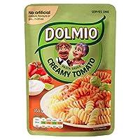 Dolmioクリーミートマトのマイクロ波パスタソースの150グラム - Dolmio Creamy Tomato Microwave Pasta Sauce 150g [並行輸入品]