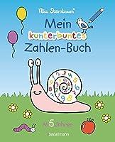 Mein kunterbuntes Zahlen-Buch. Spielerisch die Zahlen von 1 bis 20 lernen: Durchgehend farbig. Fuer Vorschulkinder ab 5 Jahren