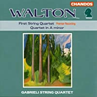 Walton;String Quartets