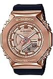 ジーショック [カシオ] 腕時計 メタルカバード GM-S2100B-8AJF メンズ レッド GM-S2100PG-1A4JF ブラック