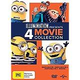 Illumination Presents: 4-movie Collection