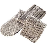 くらしきぬ 冷えとり靴下 ウールカバーソックス【日本製】