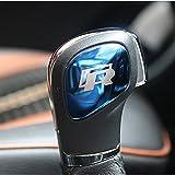 [NextBlue] フォルクスワーゲン 専用 Volkswagen VW シフトノブカバー Golf Polo Beetle (ブルー) (¥ 1,580)