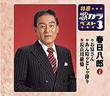 特選・歌カラベスト3 お富さん/ギター流し/長良川旅情