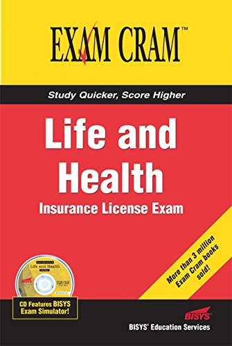 Download Life and Health Insurance License Exam Cram 0789732602