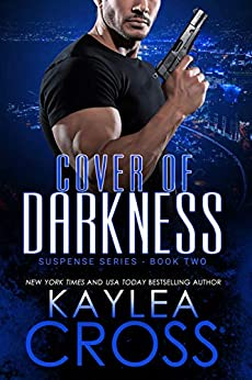 Cover of Darkness (Suspense Series Book 2) by [Cross, Kaylea]