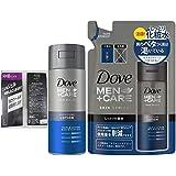 【Amazon.co.jp限定】 ダヴメン+ケア モイスチャー 化粧水 ポンプ 145ml + つめかえ用 130ml