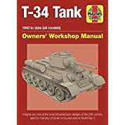 T-34 Tank Owners' Workshop Manual (Haynes Manuals)