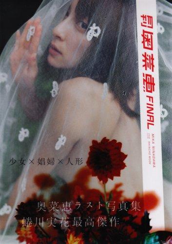 月刊奥菜恵final (SHINCHO MOOK 110)