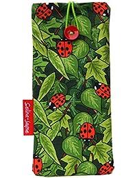 selina-jayne Ladybirds Limited Edition Designer Soft Fabricメガネケース