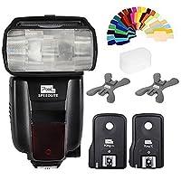 ピクセルx800N標準ワイヤレスTTL HSSフラッシュスピードライト+ King Pro Flash Trigger for Nikon、d3000、d3100、d3200、d3300、d5000、d5100、d5200, d5300, d5500, etc