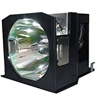 Lutema Platinum Bulb for Panasonic TH-D7700-K (Single Lamp) Projector (Lamp with Housing)