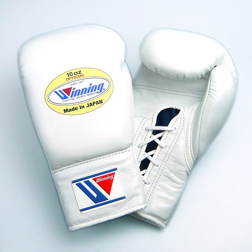[Winning/winning] 위닝 글로브 위닝 글로브 프로 시합용 복싱 글로브10온스 화이트-