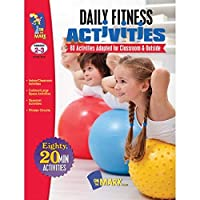 On The Mark Press OTM409-A1 Daily Fitness Activities Grade 2-3 [並行輸入品]